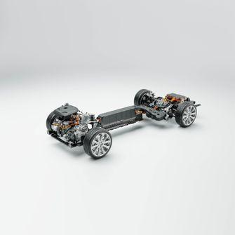 Volvo, Hybride