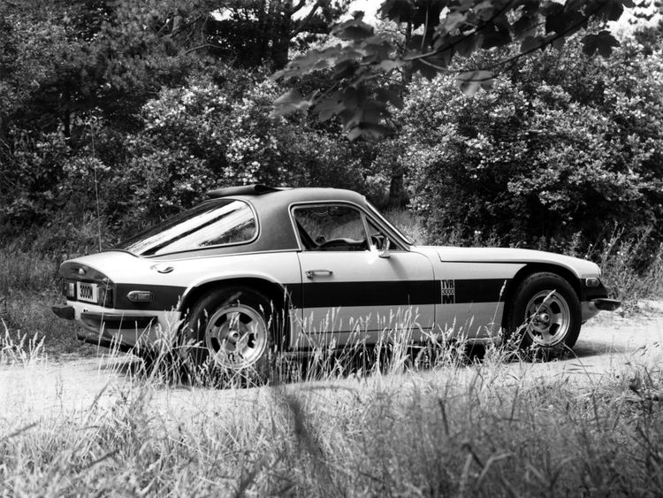 TVR 3000M, 1971-1979