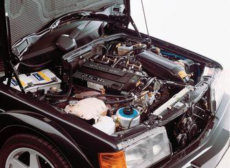 190E Evo 2 motor