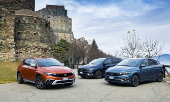 Fiat Tipo Cross Crossover