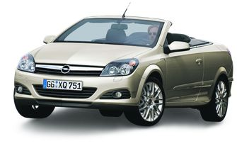 Opel Astra TwinTop (2006 - 2010)