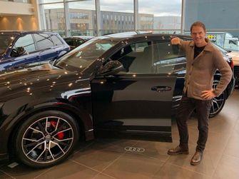 Frank de Boer – Audi Q8
