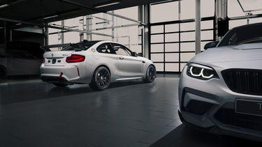 BMW M2 CS Racing Noel van Bilsen