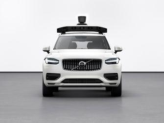 Uber x Volvo XC90