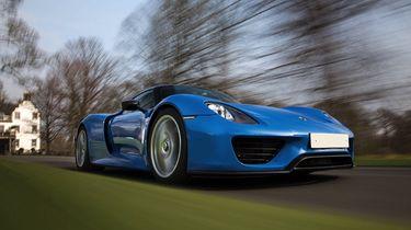 Porsche 918 Spyder - RM Sothebys - Autovisie.nl