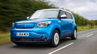 Kia Soul subsidie elektrische auto
