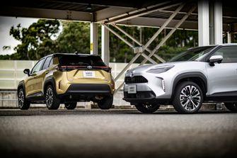 Toyota Yaris Cross Crossover