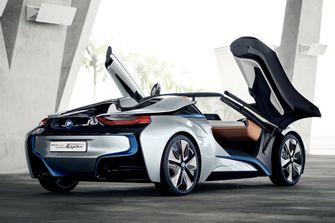 BMW i8 Spyder  BMW i8 Spyder BMW i8 Spyder  BMW i8 Spyder BMW i8 Spyder  BMW i8 Spyder BMW i8 Concept Spyder+1