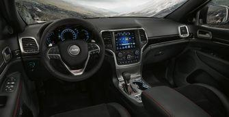 Jeep Grand Cherokee Trailhawk - Autovisie.nl