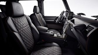 Mercedes-AMG G 65 Final EditionDie Mercedes-AMG G 65 Final Edition: Kraftvoll und kultiviert