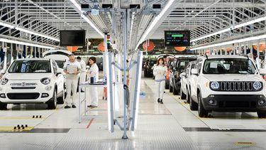 Fiat plant FCA coronavirus
