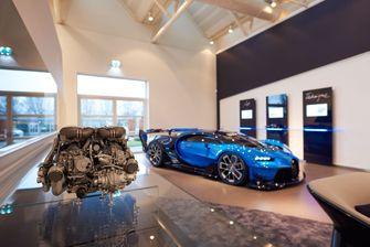 Bugatti showroom Leusden