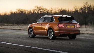Bentley Bentayga Speed 9