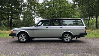 Volvo 240 Estate Turbo