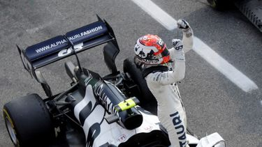 Gasly 2020 Formule 1 monza 16x9