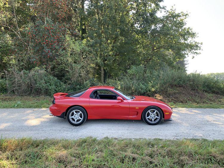 Japanse Corvette?