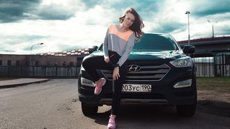 Sexy SUV