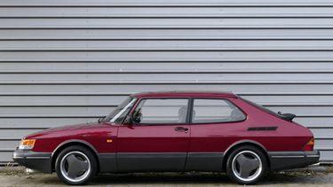 Saab 900 Combi Coupé