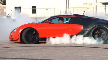 Bugatti Veyron RWD