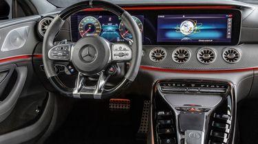 Mercedes-Benz AMG GT43 4-Door 1
