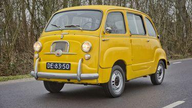 Fiat 600 D Multipla