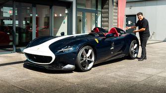 Ferrari Monza SP2 duurste auto 2020?