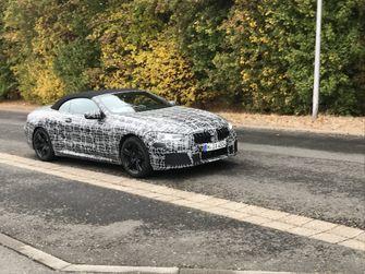BMW 8 Cabriolet, Eric JongenBMW 8 Cabrio