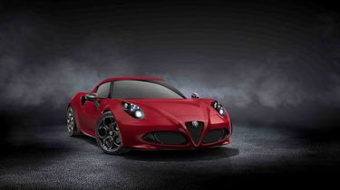Alfa Romeo 4C Rosso Forte 161103_AR_4C_RossoForte_01
