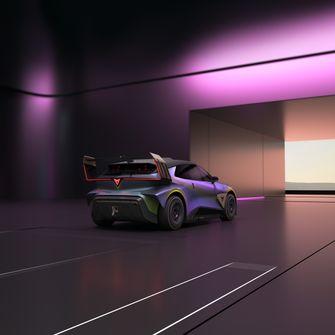 Volkswagen Cupra UrbanRebel Concept