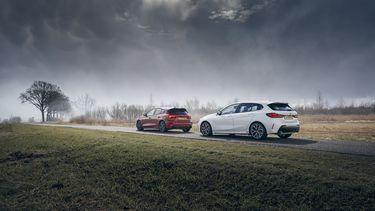 BMW 128ti vs. Ford Focus ST