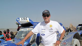 Hubert Auriol 2013