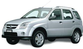 Suzuki Ignis (2001 - 2006)