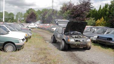 Peugeot 205 verzamelaar