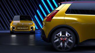 Renault retro