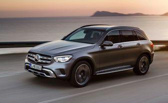 Mercedes-Benz GLC 2019 Facelift 4