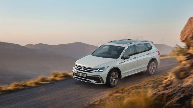 Volkswagen Tiguan Allspace (2021)
