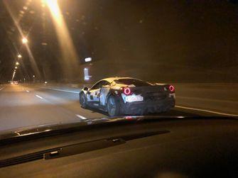 Ferrari V6 hybrid