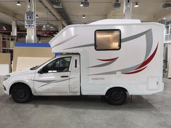 Lada Granta FL-Camper