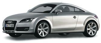 Audi TT (2006 - 2014)