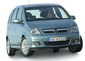 Opel Meriva (2003 - 2010)