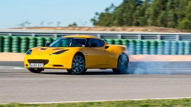 Throwback Thursday - Lotus Evora S - Peter Hilhorst - Autovisie.nl
