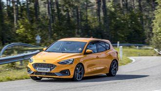 Jaaroverzicht: Ford Focus ST