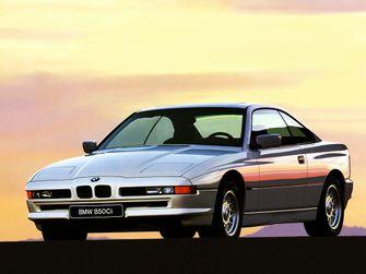 BMW 850Ci V12