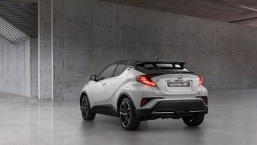 Toyota C-HR GR-Sport