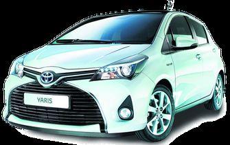 Toyota Yaris (2011 - 2017)