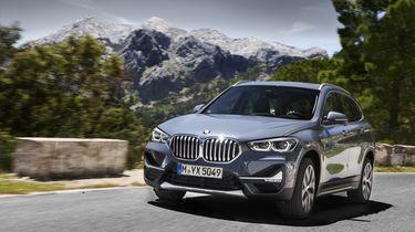 BMW X1 (F48 2019)