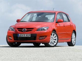 Mazda 3 MPS occasions