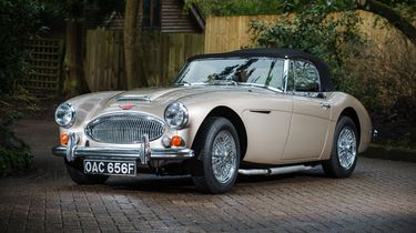 Austin-Healey 3000 MKIII - Classic Car Auctions - Autovisie.nl