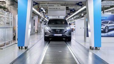 Mercedes-Benz EQC 400 4Matic productie 3