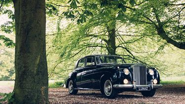 Lunaz Rolls-Royce Cloud